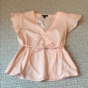 Tops - J. Crew Pink Blouse